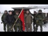 Ghost Battalion Thanks Russian Communist Party For Sending Humanitarian Aid