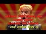 German First Media ARD Disses Trump In A HARD Way! + Analysis The Reason