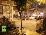 Greece: Protesters Clash With Athens Police