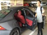 Guy Gets A Nasty Surprise Showing Off His New Lexus