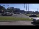God Punishes Confederate Flag Wavers Parade In Dalton GA
