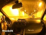 Guy Try's Lamborghini And Tunnel Run - For The First Time In His Life