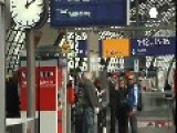 German Rail Drivers Strike For Second Time In A Week