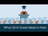 George Will Offers Commencement Advice To 2015 Grads