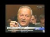 George Galloway BLISTERING ATTACK On The U.S. SENATE
