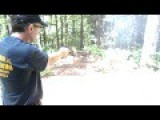 Glock G22 To 9mm Conversion Barrel TEST FIRE