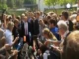 German Vice-chancellor Condemns Weekend Violence In Heidenau