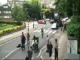 Girl Hit Hard By Car At The Famous Beatles Crossing
