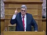 Golden Dawn Leader Nikos Michaloliakos Arrested