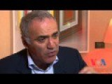 Garry Kasparov Says Putin Threatens Baltic States And Undermines Post WW II Order