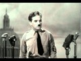 Greatest Speech Ever The Great Dictator