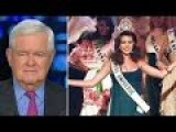 Gingrich: Miss Universe Attack May Blow Up In Clinton's Face