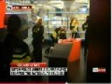 Gunman Storms Dutch News TV Station