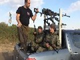 Gubarev Demonstrates -Utes- Heavy Machine Gun