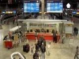Germany Train Strike Cut Short For Berlin Wall Festivities