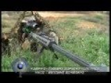 Greek Military Training With The Legendary Barret 50 Caliber Sniper Rifle
