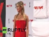 Germany: Check Out Cameron Diaz Rocking Red At Raunchy Film Premiere