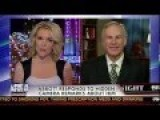 Greg Abbott On The Kelly File