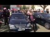 Get Out, Traitor! - German People Chase Minister Of Justice Heiko Maas To His Armored Mercedes