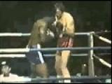 George Foreman Vs Bob Hazelton Boxing Knockout
