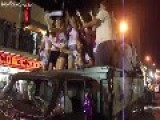 Guy Destroys City Carnival In A Few Seconds. *VOLUME WARNING*