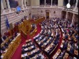 Greek Parliament Votes Through Austerity Tax And Pension Reforms