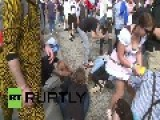 Germany: See Couples Get Intimate At Oktoberfest
