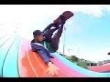 Gou Miyagi Does Not Skateboard How Most People Skateboard!