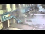 Gas Tank Explosion Accident