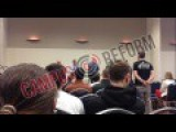 GW Students Complain About Free Speech At Town Hall Forum