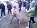 Gypsy Fight Travellers Vs Chavs Bare Knuckle Boxing