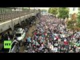 Germany: Massive Muslim Anti-IS Protest Closes Down Streets Of Berlin