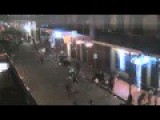 Gunman Started Shooting In Bourbon Street, New Orleans, US | RAW VIDEO