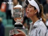 Garbiñe Muguruza Beats Serena Williams To Clinch The French Open Title