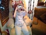 Grandma Rides Virtual Reality Roller Coaster
