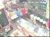 Gold Store Robbery - Video