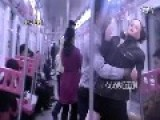 Guy Rides Subway To Deliver Sex Doll To Customer