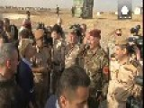 Germany Defence Minister Visits Iraqi Kurdish Region