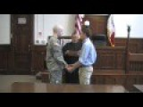 Gay Soldier And Lover Get Married In Iowa