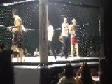 GREAT MMA Fight = 2 Vs 1 = Guess Who Wins = Gotta Watch =