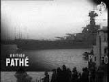 Great Views Of HMS Hood 1933