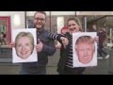 Germans Hope Hillary Becomes US President