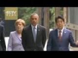 G7 Summit Topics: Economy, ISIL, Migrants