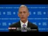 Gowdy On Face The Nation: Clinton Failed To Turn Over All Work Related Emails