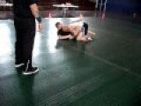 Greenville NC Martial Arts MMA BJJ Nasty Arm Break