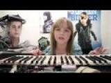 Girl Makes A Justin Bieber Robot