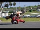 Go Kart Crash Compilation