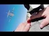 GoPro: Jump From C-130 Hercules Aircraft