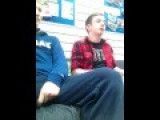 Guy With Tourettes Saying Random Things