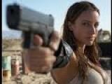 Glock G30S Downrange Firing